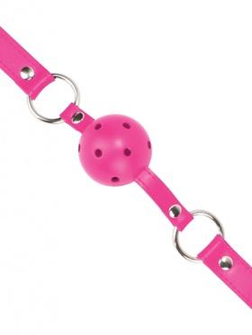 Ouch! - Ball Gag (rosa)