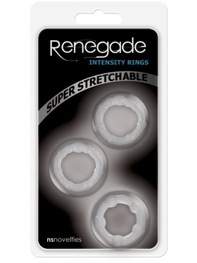 NSNovelties - Renegade - Intensity Rings