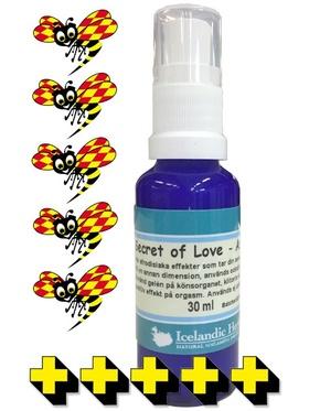 Icelandic Herbs - Secret of Love (30 ml)