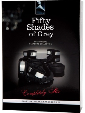 FSoG - Completely His - Elasticated Bed Spreader Set