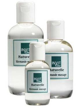 natureBODY massageolja naturelle (100 ml)