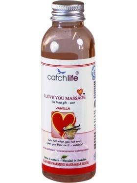Catchlife - Pure Vanilla - I love you heart (75 ml)