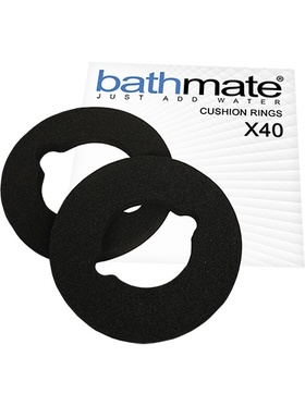 Bathmate - Cushion Rings, Hydromax9/HydroXtreme9 (X40)
