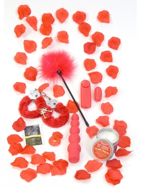 Toy Joy: Red Romance Gift Set