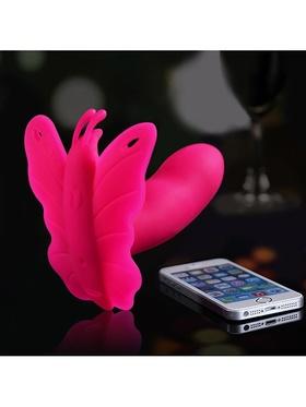 Realov - Lydia I, Smart Butterfly Vibe (rosa)