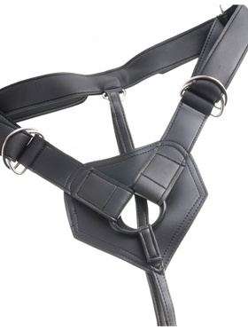 Pipedream - King Cock Strap-on Harness with Cock (17,5 cm)