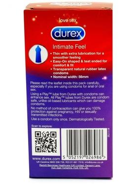Durex Intimate Feel - Kondomer (12-pack)