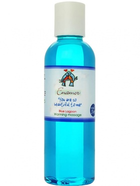 natureBODY - Enamor, Blue Lagoon, Warming Massage (100 ml)