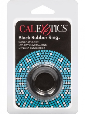 California Exotic - Black Rubber Ring (small)