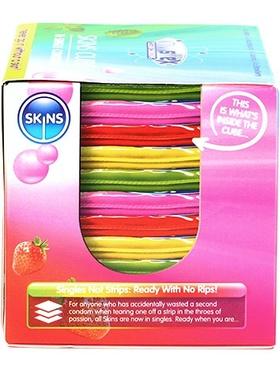 Skins Cube Kondomer Smaksatta (16-pack)