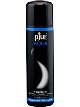 Pjur Aqua - Vattenbaserat Glidmedel (250 ml)