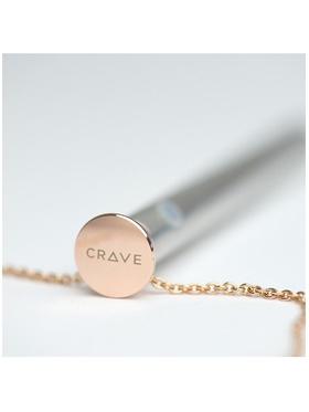 Crave - Vespter Vibrator Necklace (roséguld)