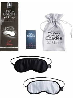 FSoG - No Peeking - Soft Blindfold Set