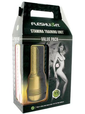 Fleshlight Stamina Training Unit - Value Pack