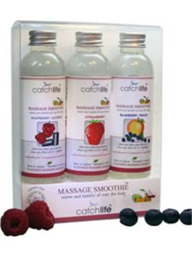 Catchlife - Massage Smoothie (3x75 ml)