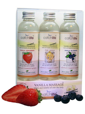 Vanilla Massage (3-pack)