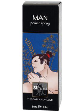 Shiatsu Man Power Spray (50 ml)