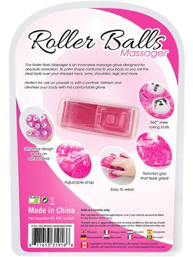 Simple & True - Roller Balls Massager
