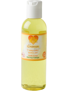 natureBODY - Enamor, Vanilla Sunrise, Warming Massage (100 ml)