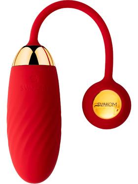 Svakom Connexion - Ella Neo, Appstyrd Äggvibrator (röd)